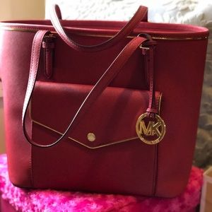 Used Authentic Michael Kors purse